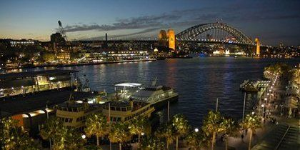 Circular Quay - The Rocks, Sydney, New South Wales, Australien