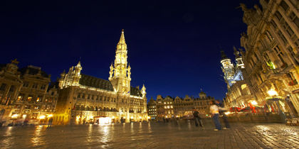Brussels Grand Place, Brussels, Belgium