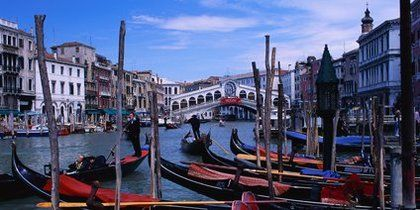 San Polo, Venedig, Italien