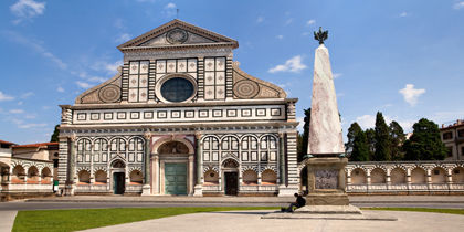 Santa Maria Novella, Florence, Italie