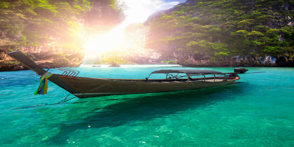Railay Beach, Krabi - Trang (provinser), Thailand
