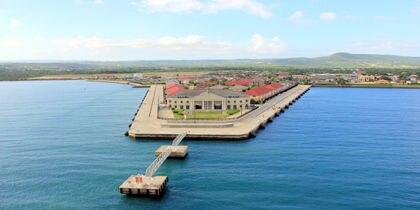 Falmouth, Bahía Montego, Jamaica