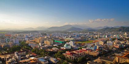 Nha Trang City, Nha Trang, Vietnam