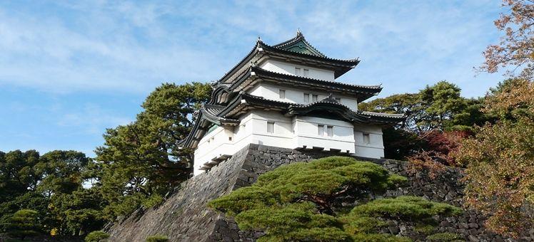 Seven most beautiful castles in Japan