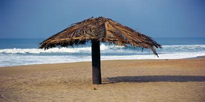 Juhu Beach, Mumbai, Indien