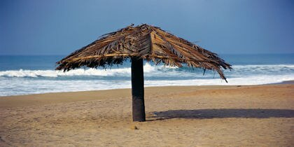Juhu Beach, Mumbai (Bombay), India