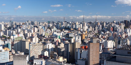 Itaim Bibi, São Paulo, Brasilien