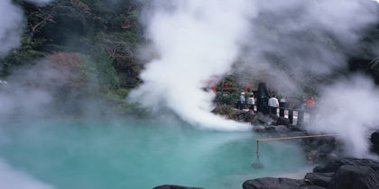 Shirahone Hot Springs, Matsumoto, Japan