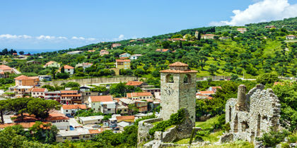 Bar, Montenegro Coast, Montenegro
