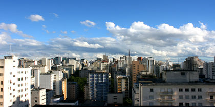 Consolação, São Paulo, Brasilien