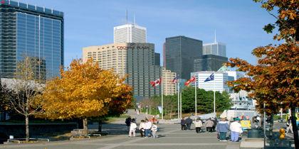 Centrala Toronto, Toronto, Ontario, Kanada