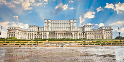 Parliament, Bucharest, Romania