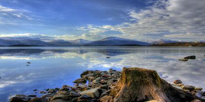 Loch Lomond, Glasgow (större område), Storbritannien