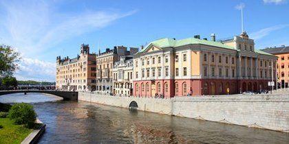瑞典斯德哥爾摩北島區
