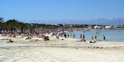 El Arenal, Mallorca, Spanien