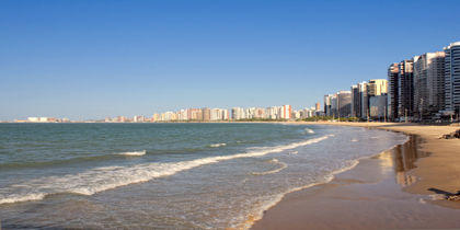 Meireles Beach, Fortaleza, Brazil