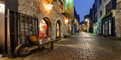 Galway City Centre, Galway, Ireland