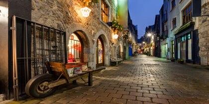 Galway City Centre Ireland