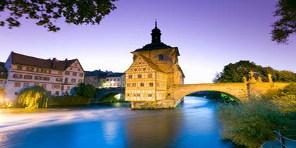 Bamberg, Franken, Deutschland
