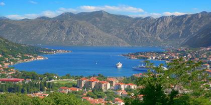 Kotor Bay, Montenegro Coast, Montenegro