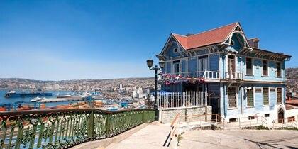 Valparaiso, Vina del Mar, Chile