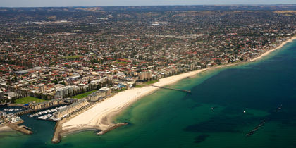 Glenelg, Adelaide, South Australia, Australia