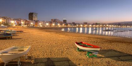 Las Palmas de Gran Canaria, Gran Canaria, Spain