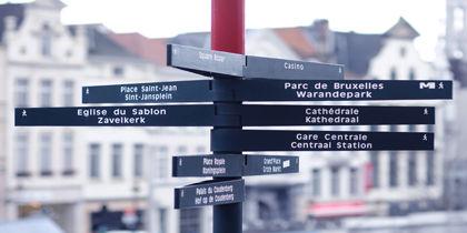 Est de Bruxelles, Bruxelles, Belgique