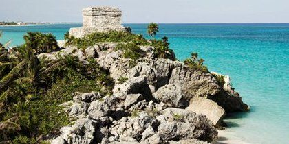 Playa Mujeres, Cancun, México
