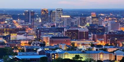 Southeast Birmingham, Birmingham, Alabama, United States of America