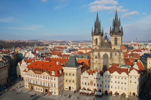 Le top 10 des h tels prague for Top hotel prag