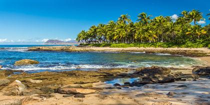 코올리나(미국, 하와이, 오아후 섬)