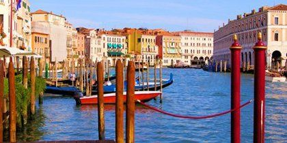 Cannaregio, Venetsia, Italia
