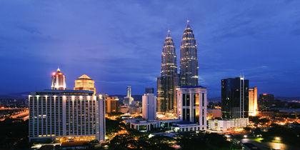 Triangle d'or, Kuala Lumpur, Malaisie