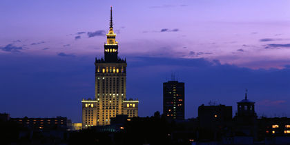 City Centre Warsaw, Warsaw, Poland