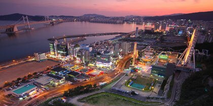Gwangalli, Busan, South Korea