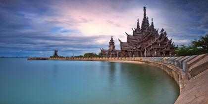 Naklua Bay, Pattaya, Thailand