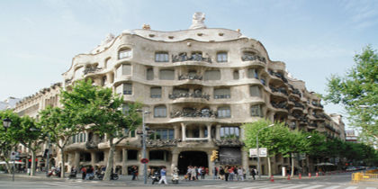Eixample, Barselona, İspanya
