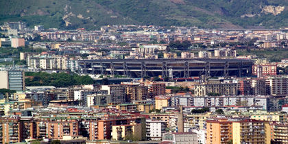 Fuorigrotta, Napoli, Italia