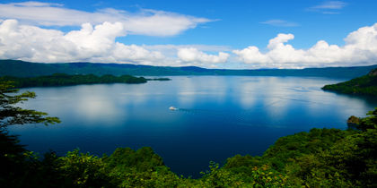 Lake Towada, Aomori, Japan