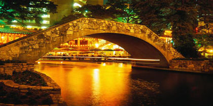 Downtown - Riverwalk, San Antonio, Texas, United States of America