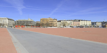 Plainpalais, Geneva, Switzerland