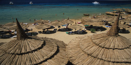 Shark's Bay, Sharm el Sheikh, Egypt