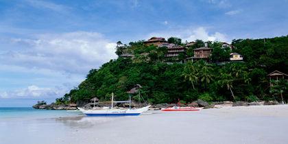Diniwid Strand, Aklan (provins), Filippinerne