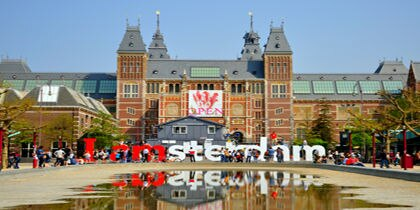 Museokortteli, Amsterdam, Alankomaat