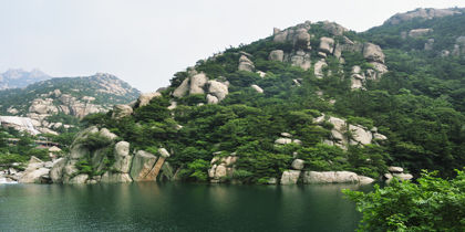 Laoshan, Qingdao (prefecture), China