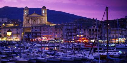 Bastia, Northern Corsica, France