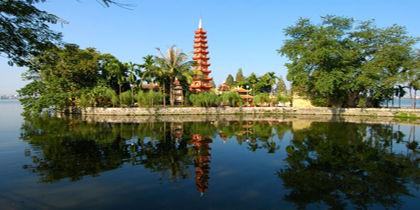Tay Ho (West Lake), Hanoi, Vietnam
