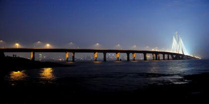 Khar - Bandra, Mumbai, Indien