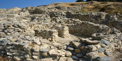 Choirokoitia, Larnaca, Cyprus
